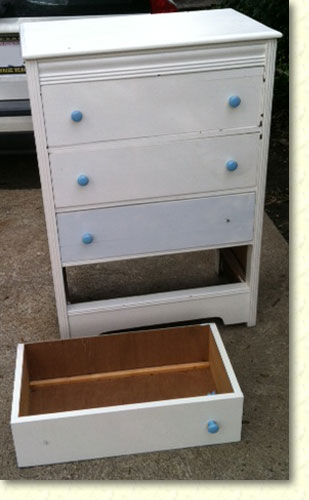 gallery for repurpose chest of drawers